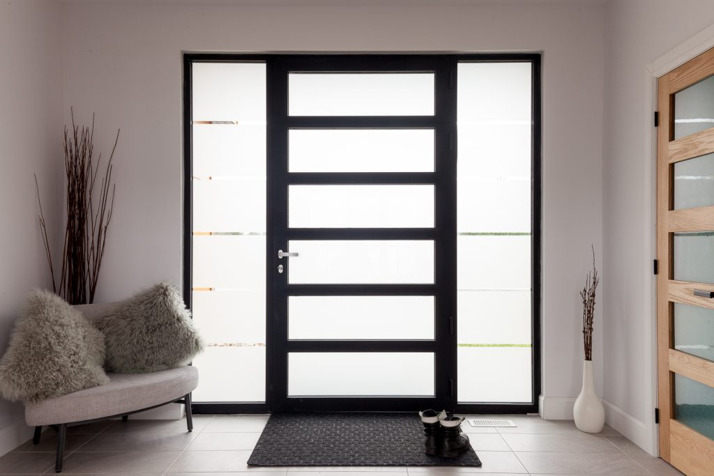Aluminum Entrance Doors Montreal