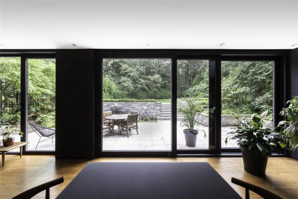 Aluminum Lift and Slide Patio Doors Montreal