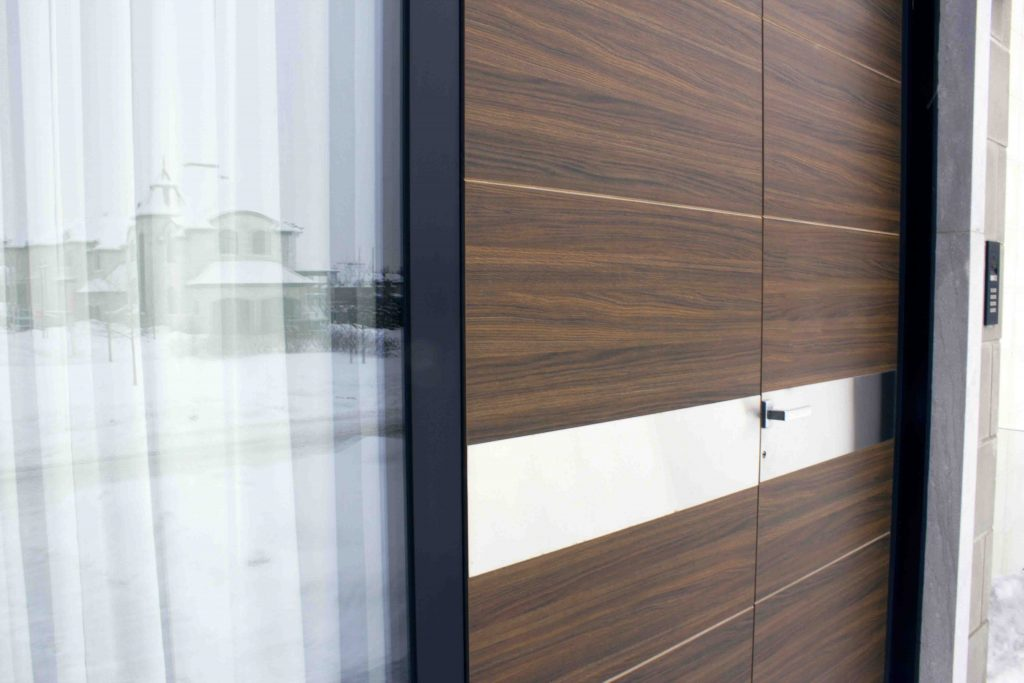 Aluminium Entrance Doors Montreal